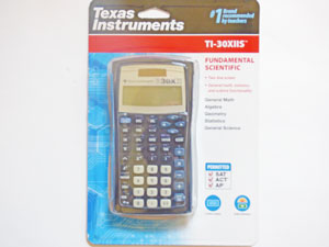 Texas Instruments Ti30x Calculator