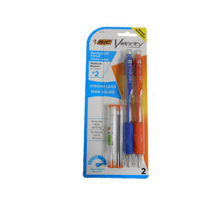 Bic Velocity Mechanical Pencil 2-Pack